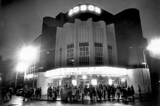 The old odeon