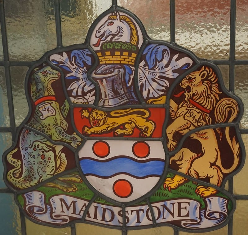 Maidstone Family coat of arms