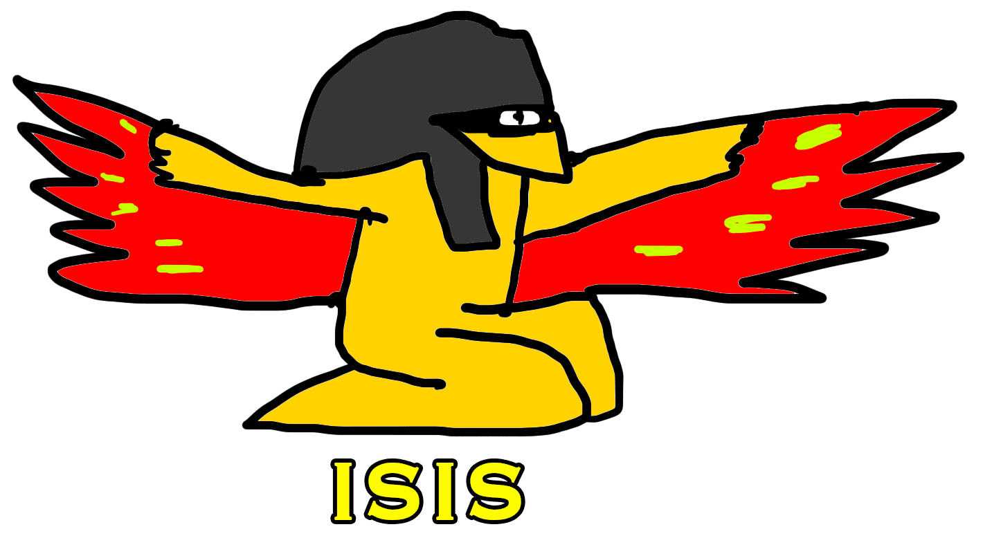 Isis Egyptian God of Fortune