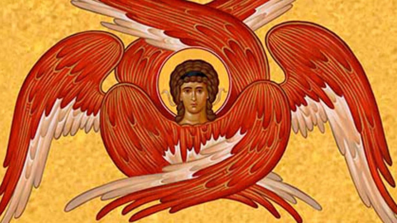 In the Hierarchy of Angels there is a class of angel called the Seriphim